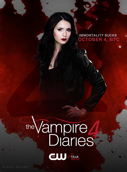 THE VAMPIRE DIARIES TEMPORADA 4 ONLINE
