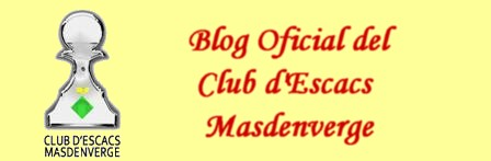 CLUB D'ESCACS MASDENVERGE