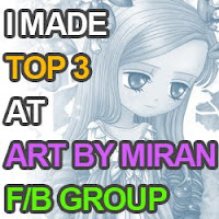 Top 3 at Art by Miran!