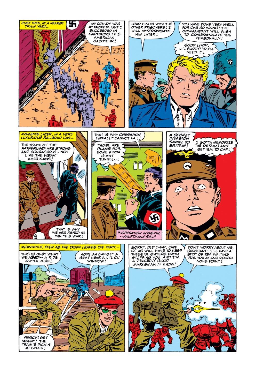 Captain America (1968) Issue #383 #316 - English 32