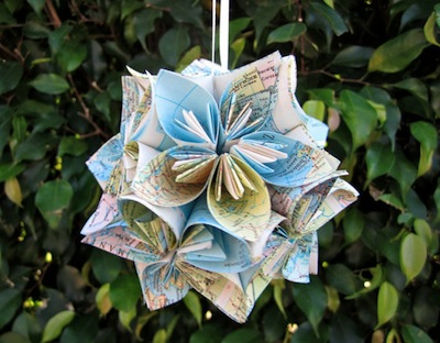 Ashbee Design Map Origami