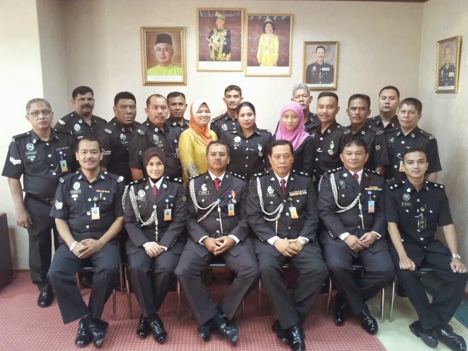 Parol dan Perkhidmatan Komuniti W.P. Kuala Lumpur, Jabatan Penjara Malaysia. - Parol WPKL