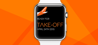 EasyJet lanzará app para el reloj Apple Watch