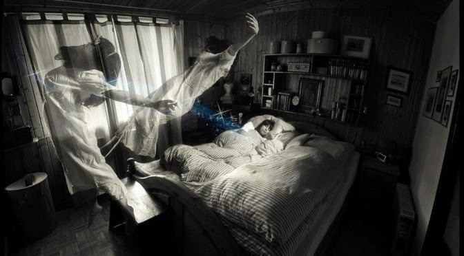 Astral Projection 101: DMT & Sleep Paralysis