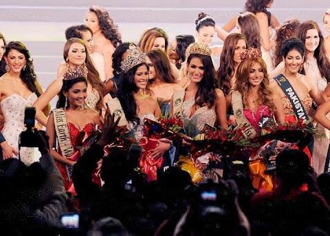 Ecuador es la nueva Miss Earth 2011