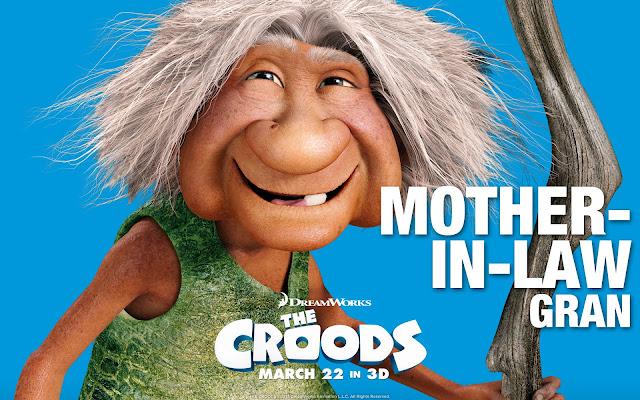 Gran - The Croods