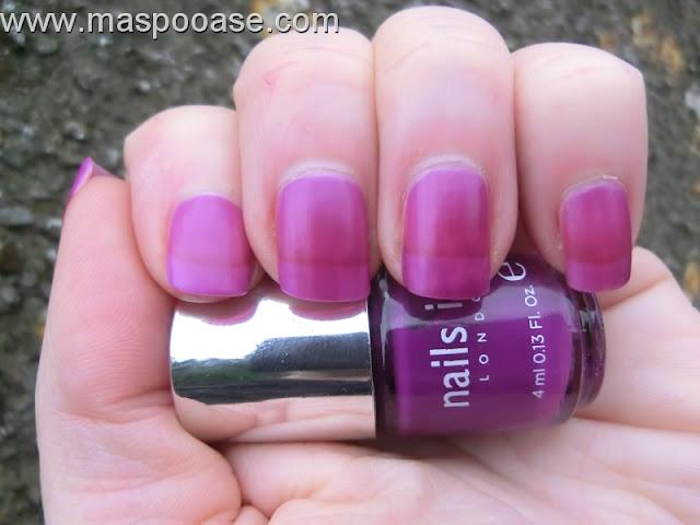 Nails Inc Holland Park Road review