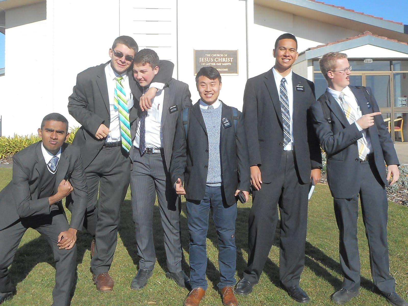 Launceston District Missionaries