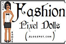 Fashion Pixel Dolls