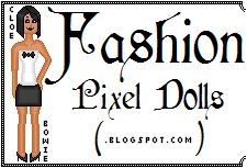 Fashion Pixel Dolls
