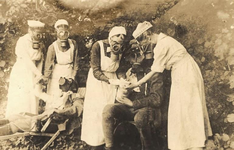 Chemical Weapons: Nitrogen Mustard