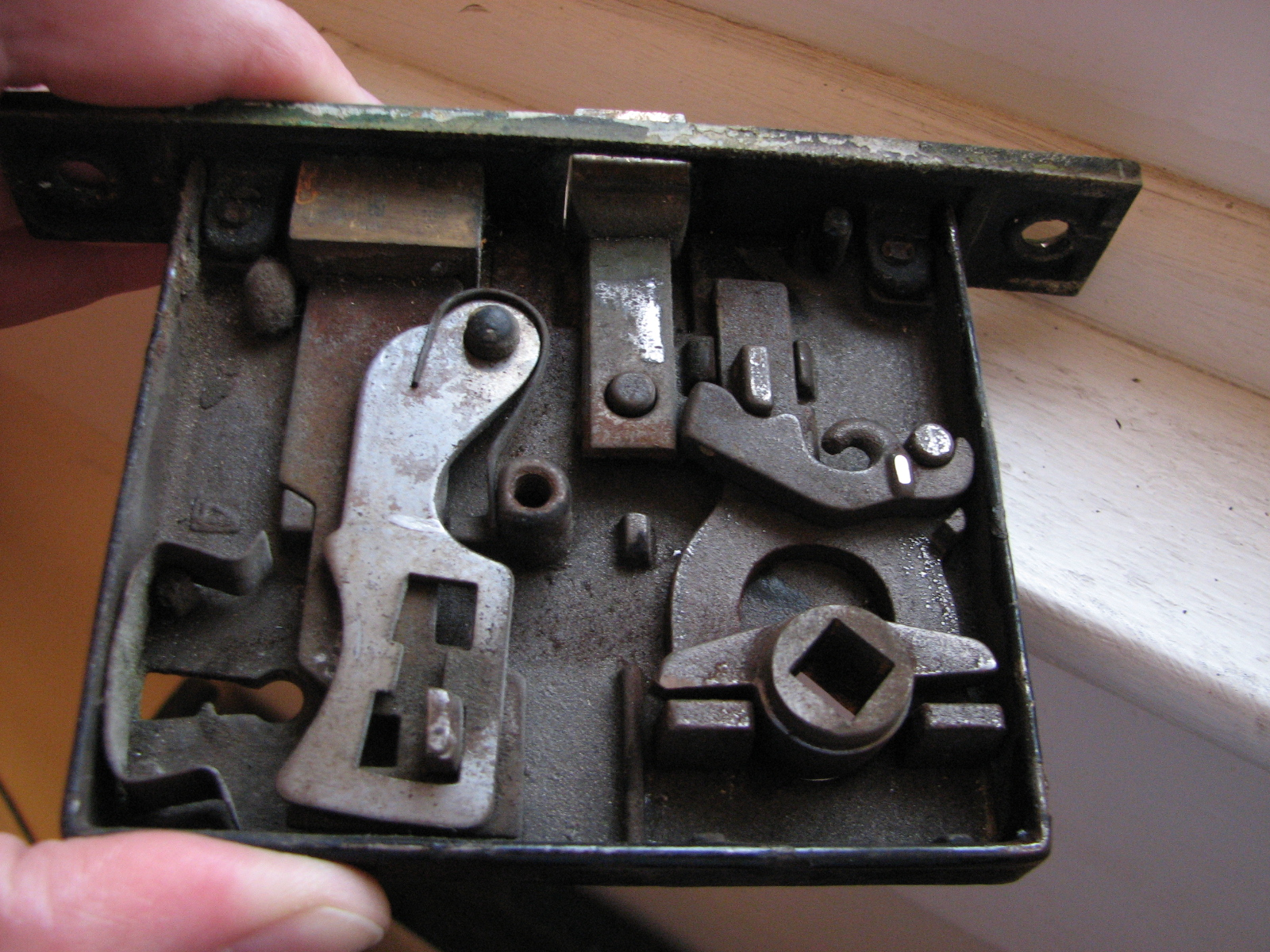 The York Town Snuggery Mortise Lock Repair 101