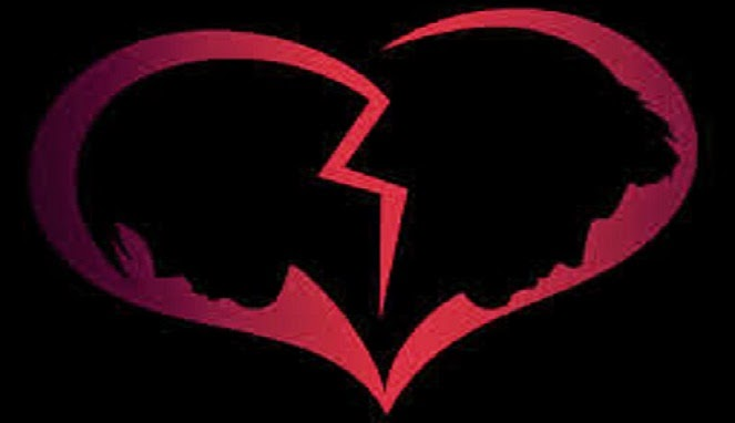 cinta ditolak wanita