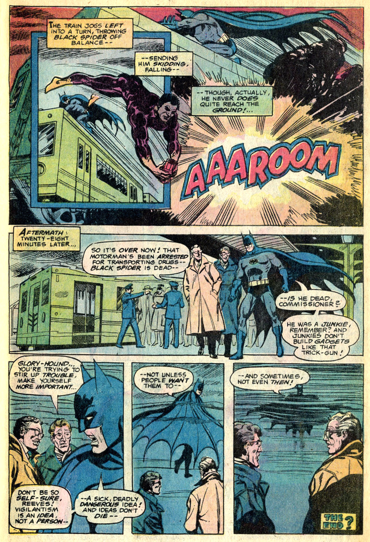 Detective Comics (1937) Issue #464 Page 21