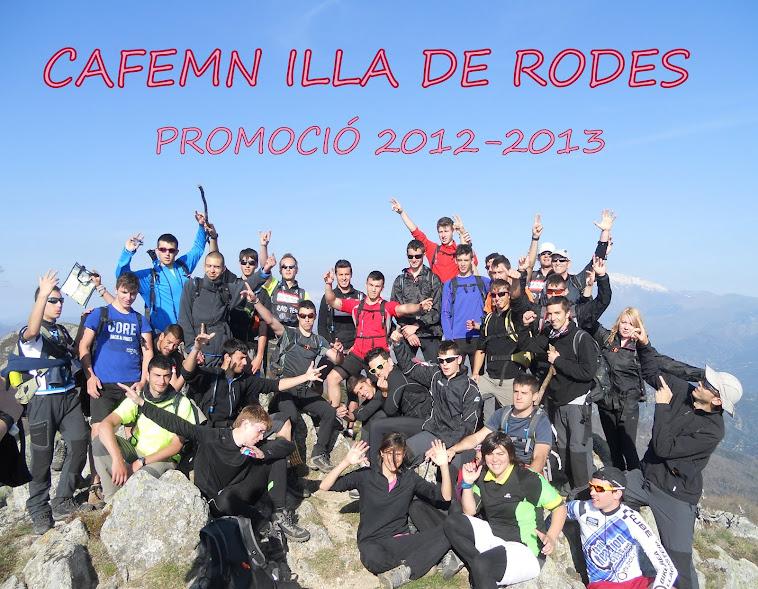 cafemn illa de rodes 2012-2013