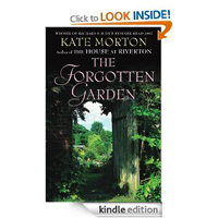 forgotten garden kindle free books