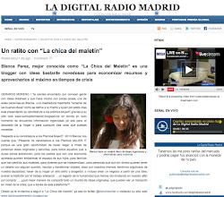 """Entrevista a """"La chica del Maletín"""""""