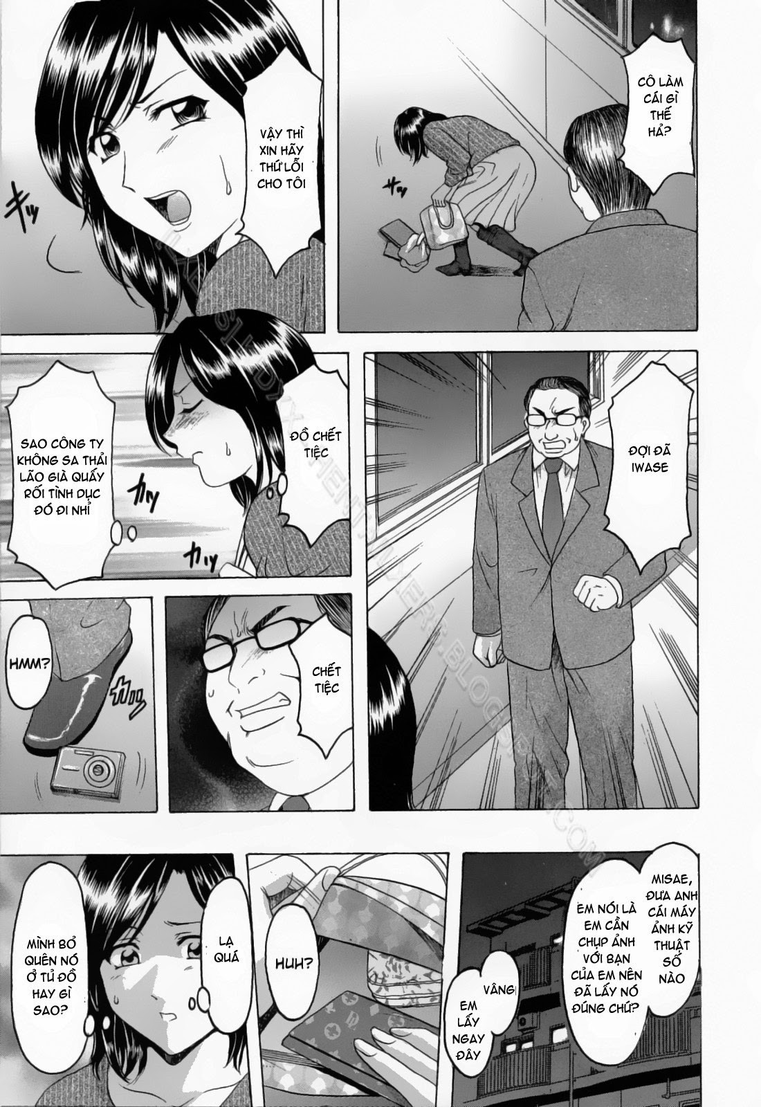 TruyenHay.Com - Ảnh 11 - Hataraku Onee-san wa Back ga Osuki Chapter 1-2