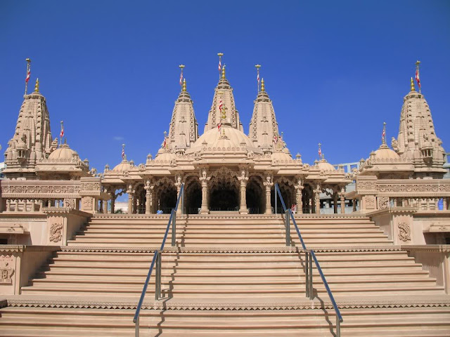 Rajkot India  city photo : Swaminarayan Temple, Rajkot, Gujarat ~ Popular Temples of India