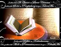 Standarisasi Bersahabat Dengan Al Qur'an