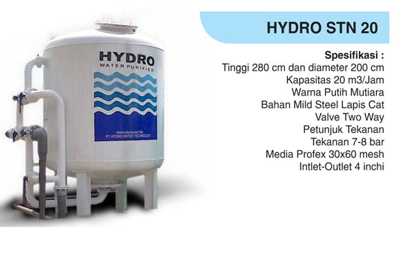 filter air hydro stn 20