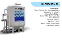 filter penjernih air stn 20