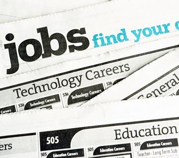 find a job in minnesota
