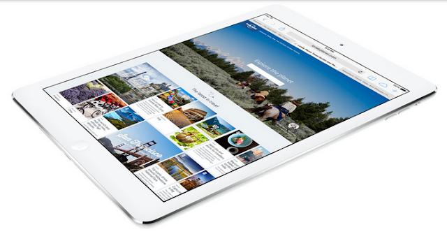 Globe Offers iPad Air