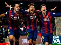 Inilah Susunan Pemain Barcelona Vs PSG
