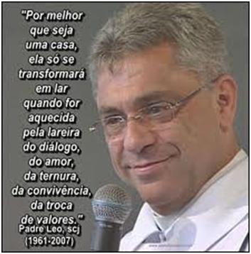 Cristo Minha Certeza Frase De Padre Léo