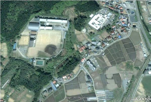 japan tsunami 2011 before and after. Japan, After 2011 Tsunami