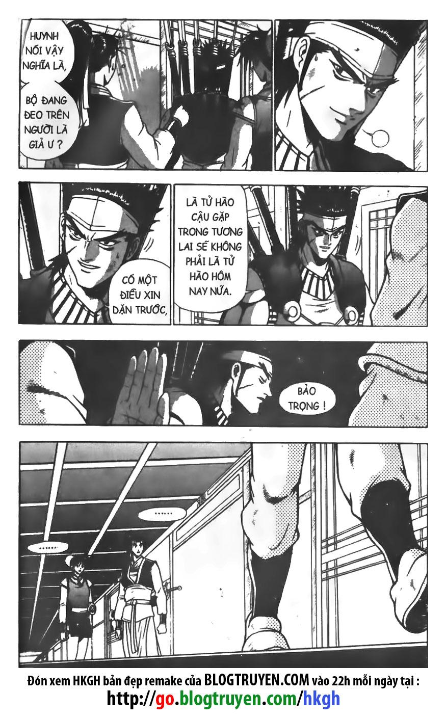 Hiệp Khách Giang Hồ chap 171 page 17 - IZTruyenTranh.com