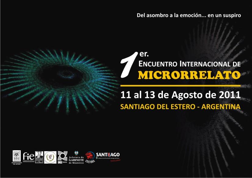 Primer Encuentro Internacional de Microrrelatos