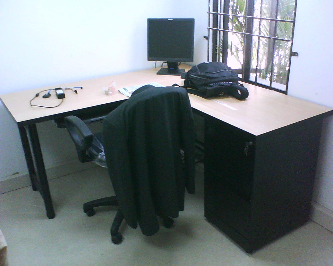 Alquiler de muebles para oficina office sistem ltda for Alquiler de muebles de oficina