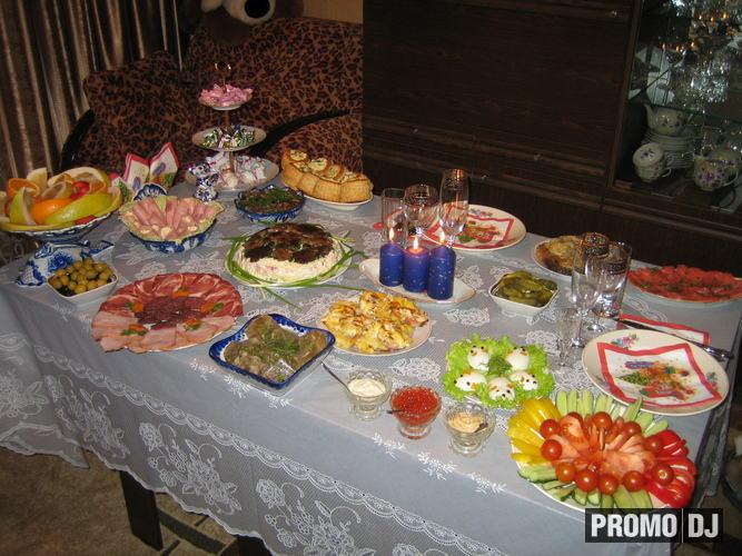 фото и рецепты салатов и закусок