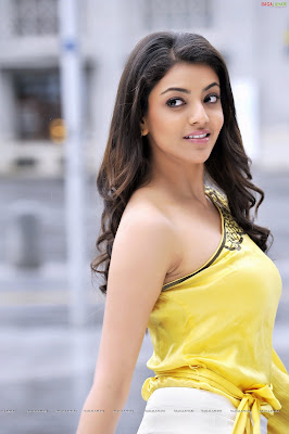 Kajal Agarwal in Saree and Short Skirts, Tollywood Fashion Gallery