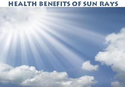 Health Benefits of Sun Rays
