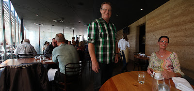 Tarra Warra  reastaurant Lawrence winder