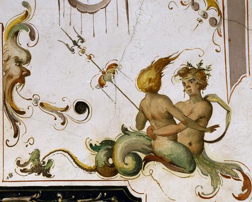 Cremisilab la grottesca la decorazione per eccellenza - Decorazioni grottesche ...