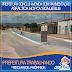 Prefeitura de Adustina (BA) conclui avenida com pavimentação asfáltica no Pov. Bom Jesus