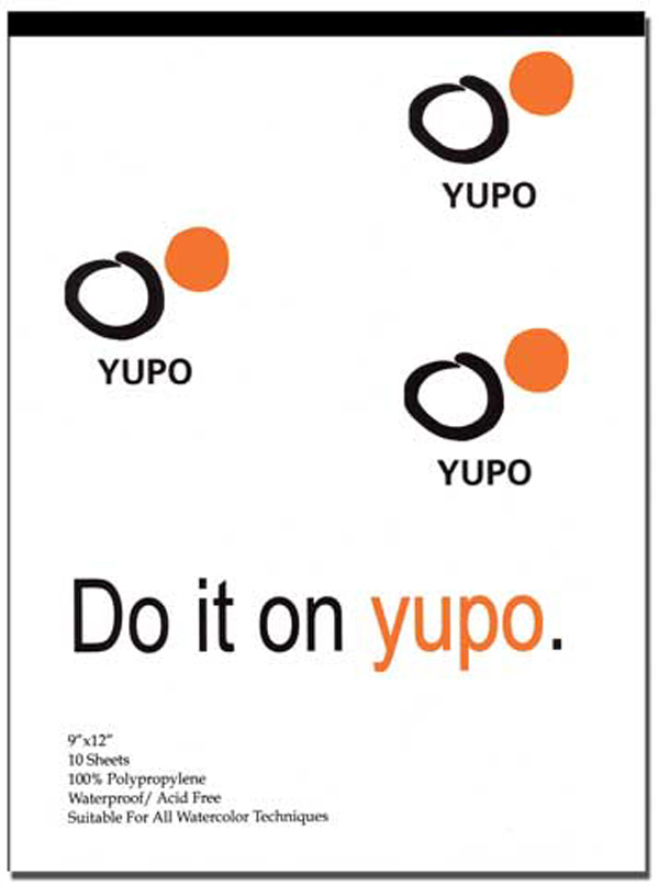 Art & Frame of Sarasota: Check This Out: YUPO Paper!