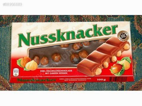 Almanya Çikolataları