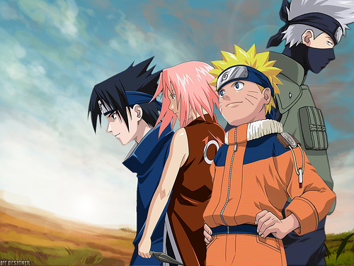 Gambar-Gambar Naruto 2015