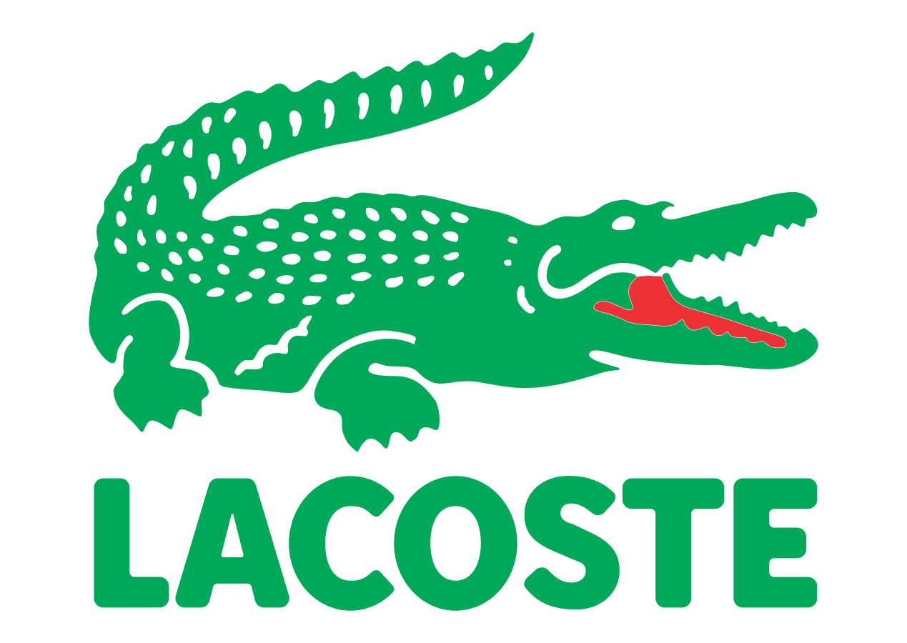 Lacoste Logo Vector free download