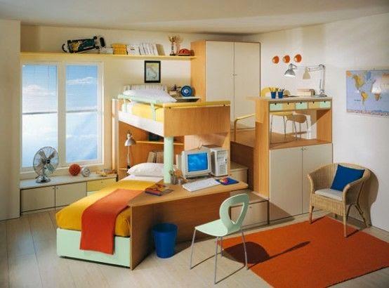 احدث غرف نوم للاطفال