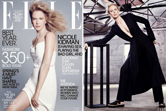 Beverly news celebrity gossip hollywood gossip for Elle magazine this month