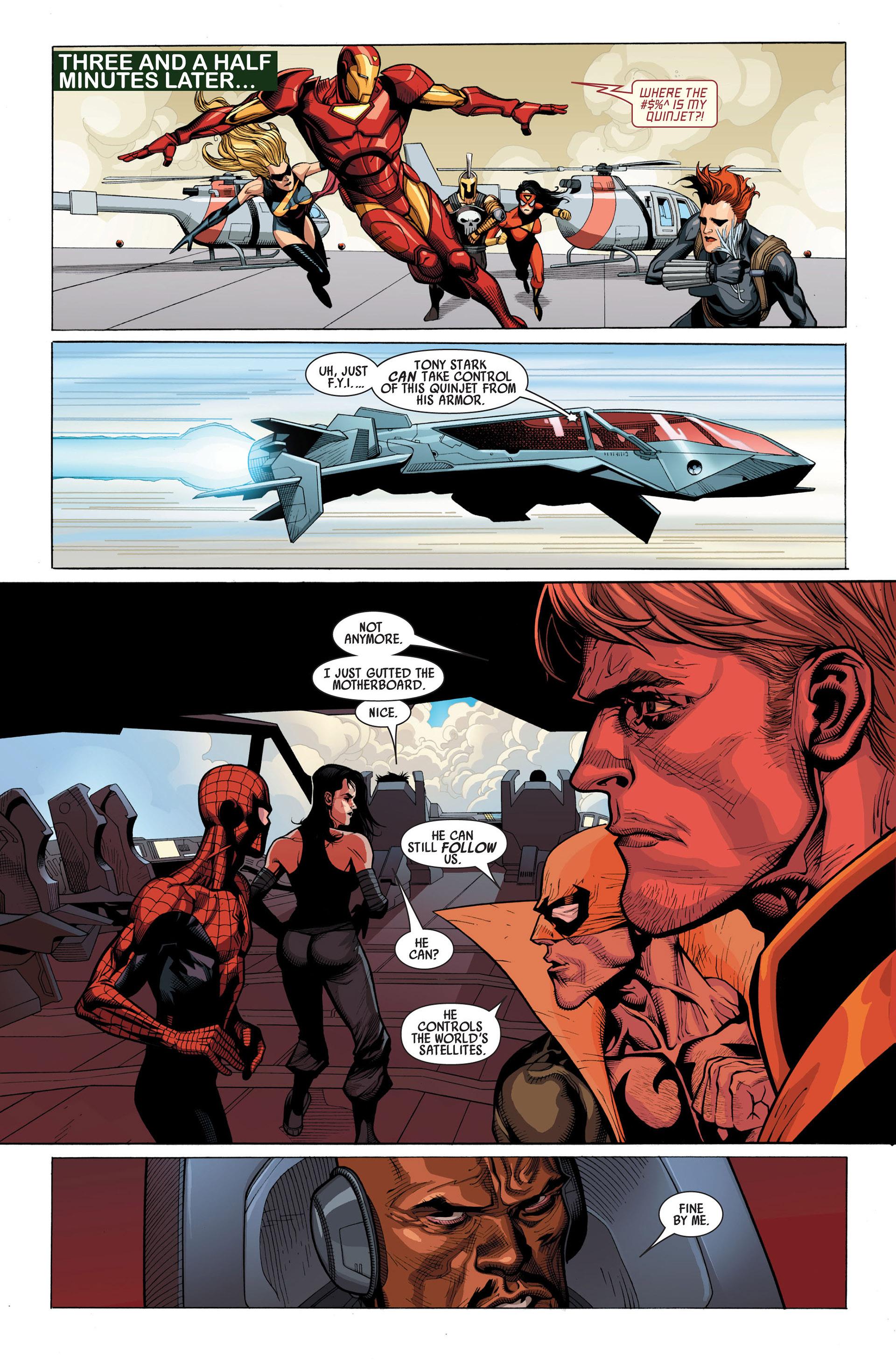 Read online Secret Invasion comic -  Issue #1 - 12