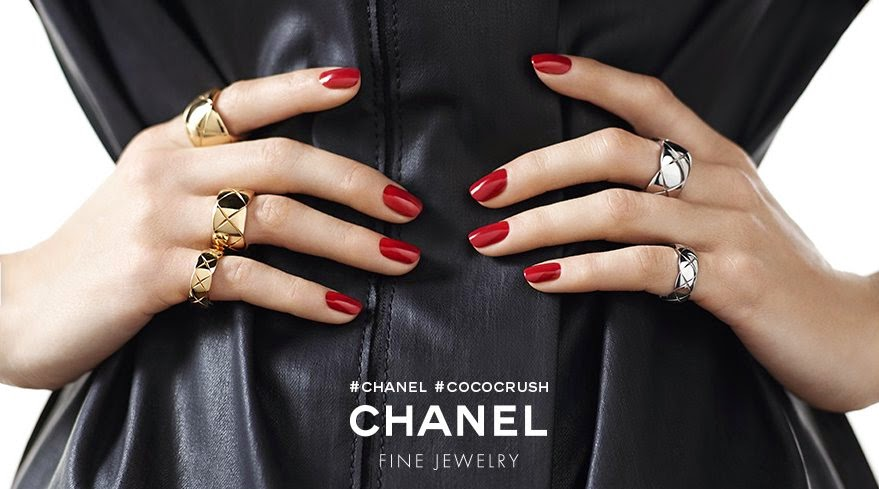 CHANEL Coco Crush Fine Jewellery Advert\'s Photo Will Tempt You To ...