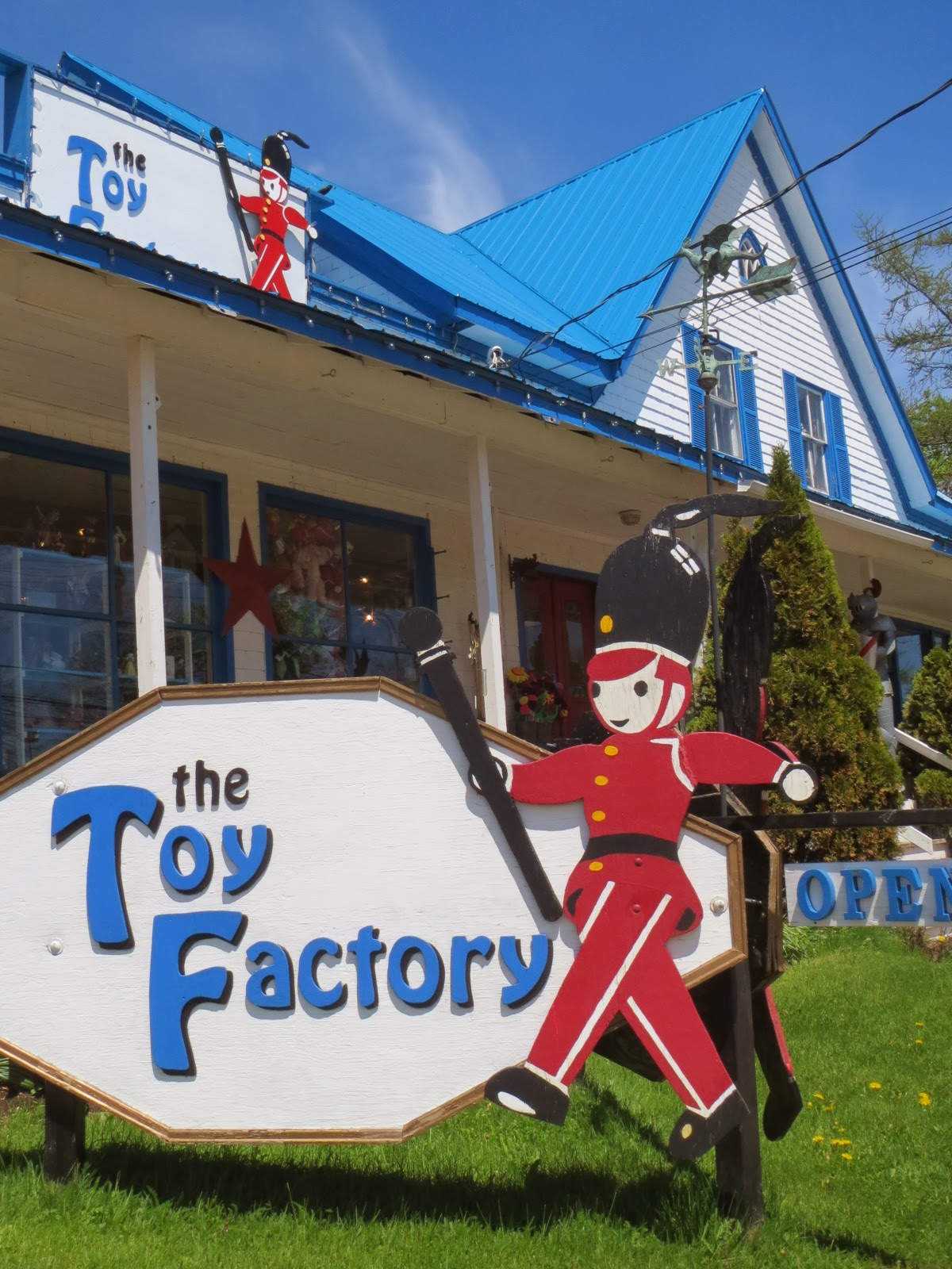 Toy Factory New Glasgow PEI