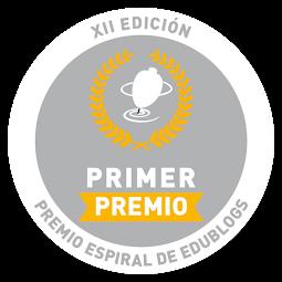 PREMIO ESPIRAL EDUBLOGS PORFOLIO DOCENTE